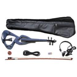 Violin Electrico Sojing Jvu-es 4/4 Silent C/ Arco y Funda accesorios