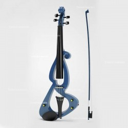 Violin Electrico Sojing Jvu-es 4/4 Silent C/ Arco y Funda