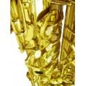 Saxo Baritono Eb dorado con estuche de cuero3