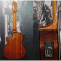 Guitarra electroacustica Breyer con corte y ecualizador2