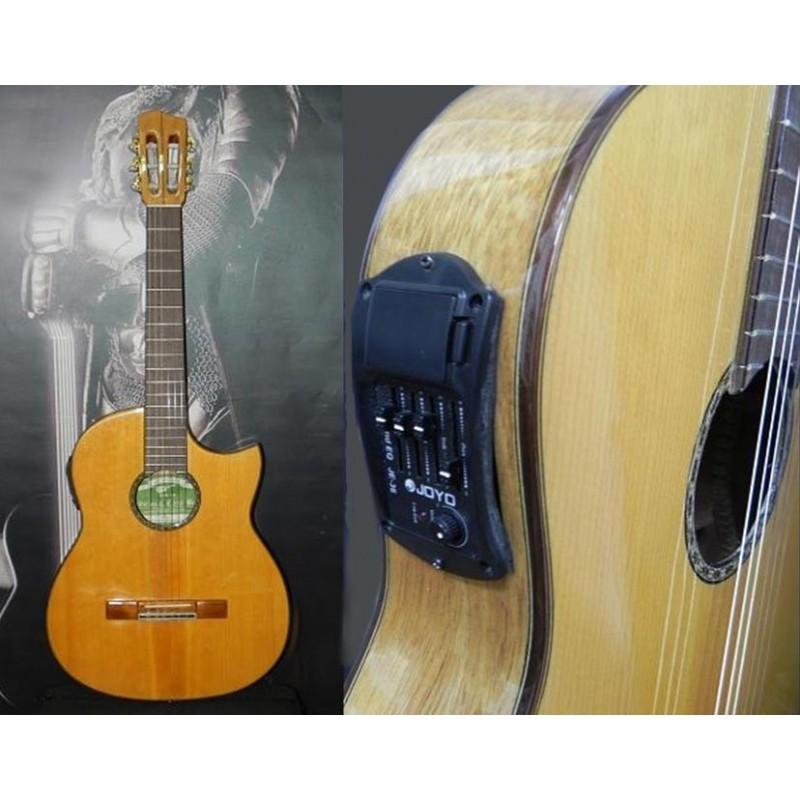 Guitarra clasica Breyer Luthier madera maciza