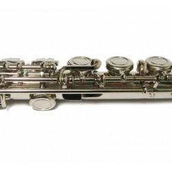 Flauta Traversa Bb de 16 agujeros con estuche2