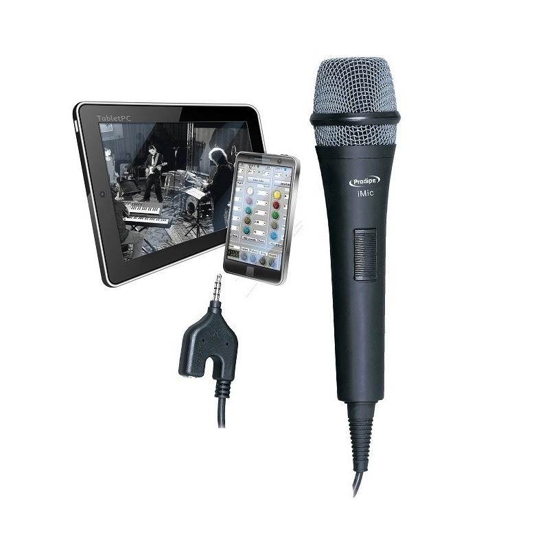 Microfono Prodipe iMic Condenser Multimedia
