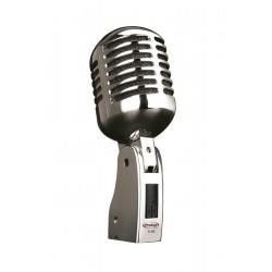 Microfono Prnoodipe V85 Vintage Card.Dinamico