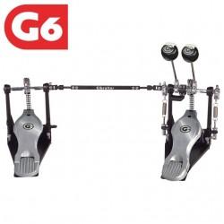 Pedal de Bombo Doble Gibraltar 6711DB