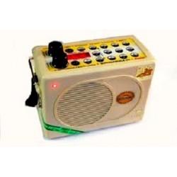 Lehra Machine, Sunadamala para practica de Tabla