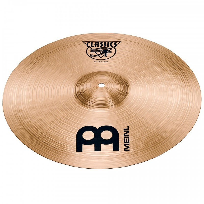 "Thin Crash 16"" Classic Series"